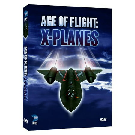 Image of The Age of Flight: X-Planes