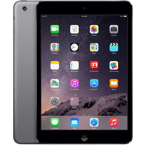 Apple iPad mini with Retina Display 16GB Wi-Fi (Space Gray or Silver) Refurbished