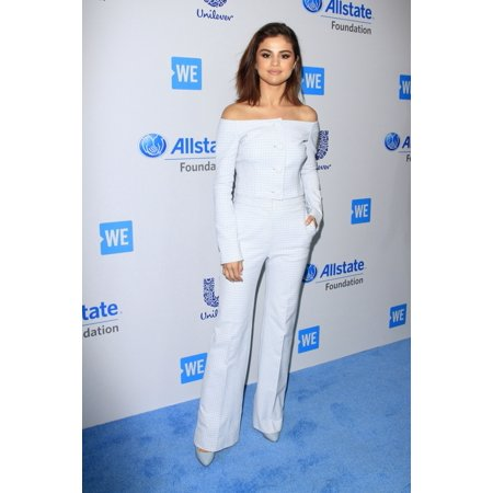 Selena Gomez At Arrivals For We Day California Youth Empowerment Event The Forum Inglewood Ca April 27 2017 Photo By Priscilla GrantEverett Collection Celebrity (Home Depot Halloween Event 2017)