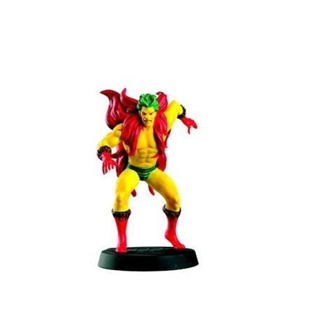 DC Superhero Figurine Collection #24 Creeper Figurine Collector Magazine By DC (Figurine Magazine)