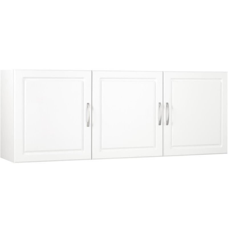Bowery Hill Wall Cabinet in White Aquaseal