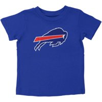 Buffalo Bills Preschool Standard Team Logo T-Shirt - Royal Blue