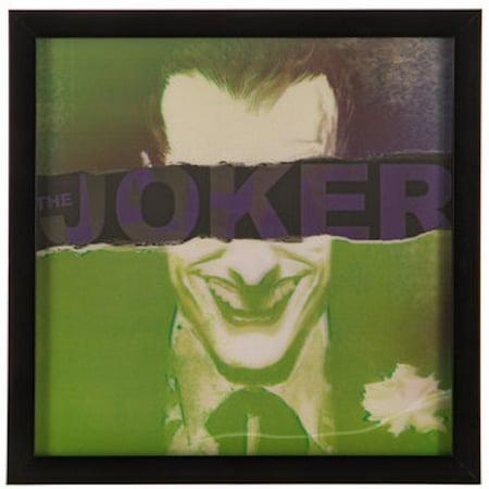 Batman Joker 3D Wall Art Home Decoration Theater Media Room Man Cave](Joker Decorations)