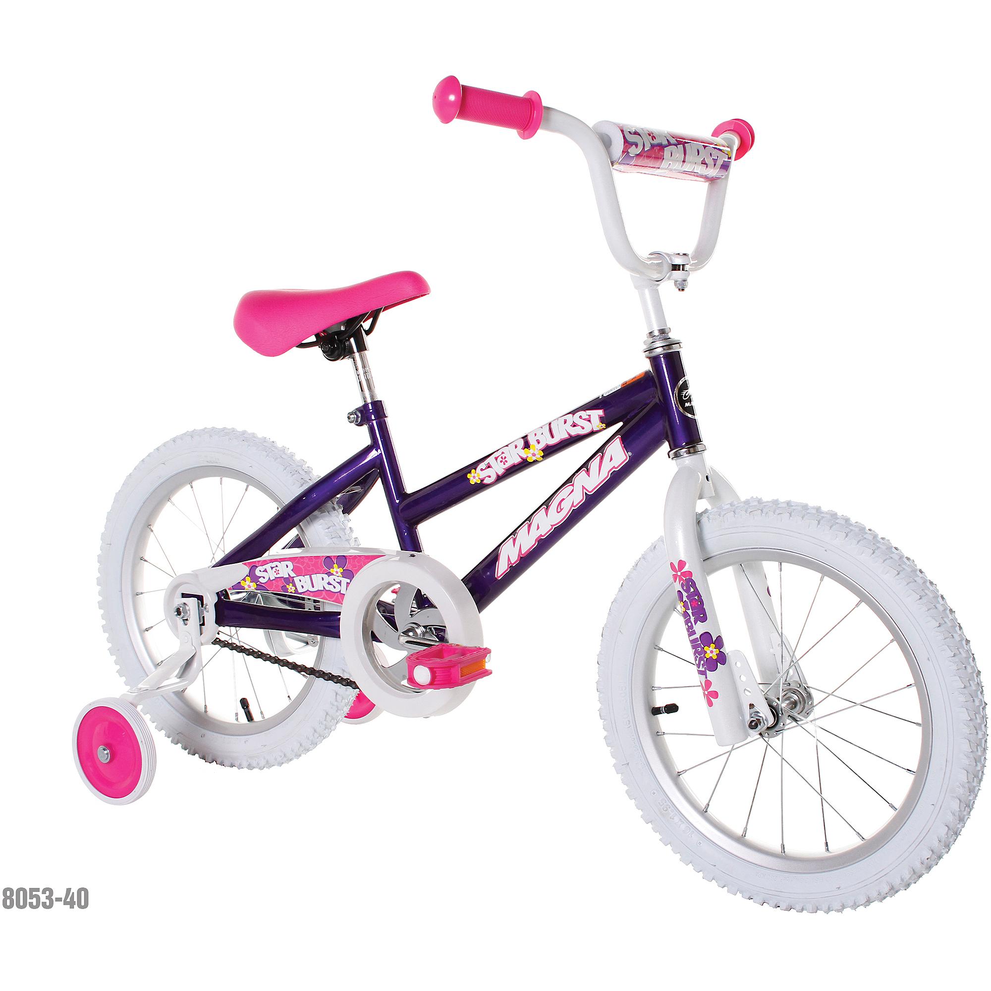 """Starburst 16"""" Bicycle"""