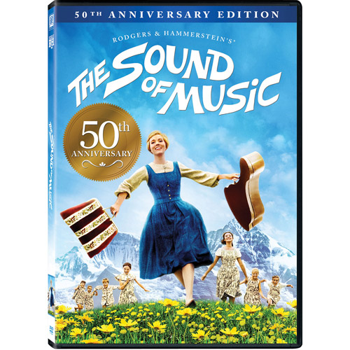 The Sound Of Music 50th Anniversary Edition Widescreen