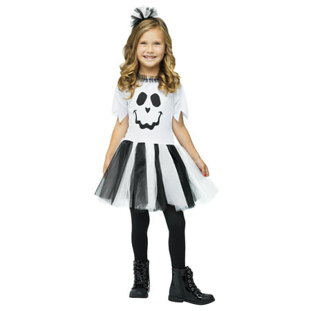 Ghost Costumes For Toddlers (Toddler Girly Ghost Halloween)