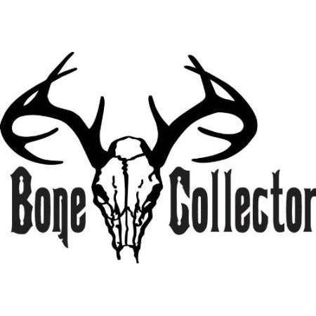 Bones Decal (Custom Wall Decal Bone Collector 15