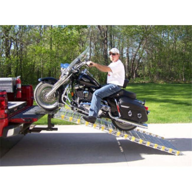 Roll-A-Ramp Motorcycle Ramp System
