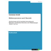Bildinterpretation nach Marotzki - eBook