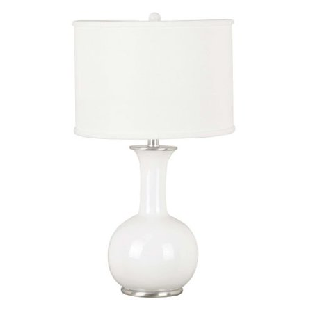 Kenroy Home Table Lamp  - White