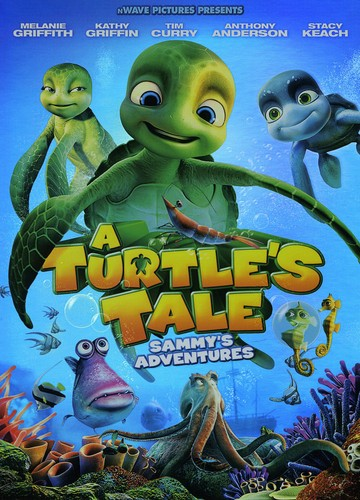 A Turtles Tale: Sammys Adventures by Vivendi