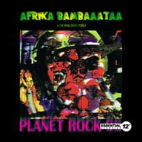Planet Rock 98 (CD)