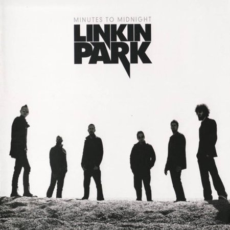 Linkin Park - Minutes to Midnight [CD] (Linkin Park Leave Out All The Rest Audio)