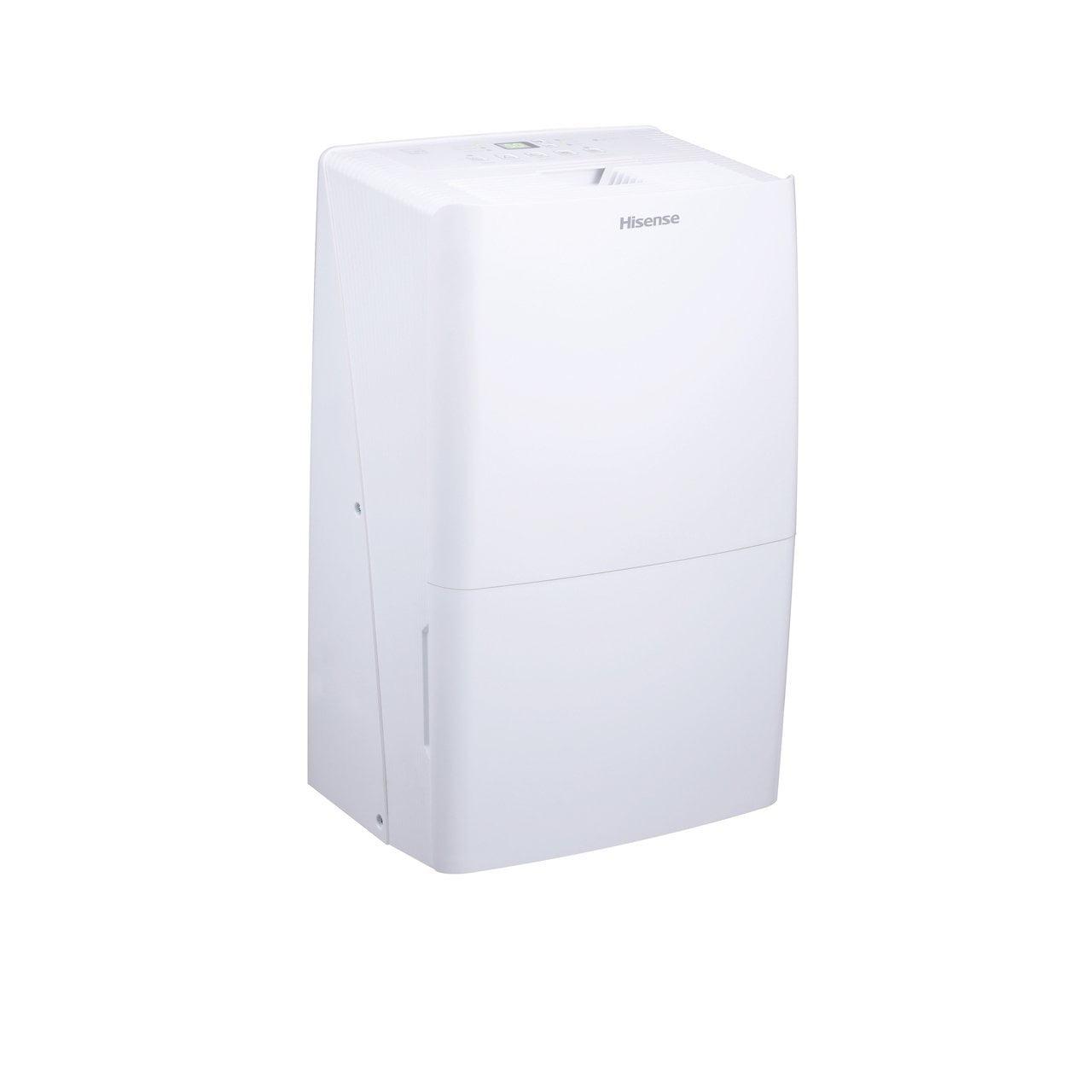Hisense 50 pint 2-speed dehumidifier (DH50K1W)