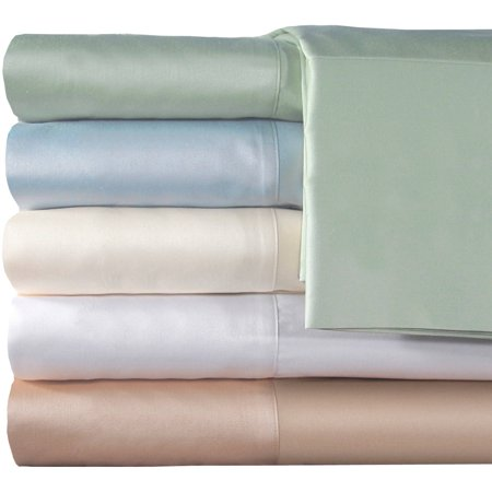 Veratex  Inc  Supreme Sateen 300 Thread Count Solid Pillowcases  2Pk