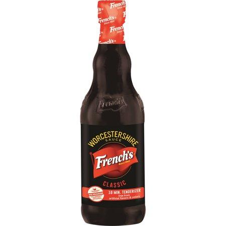 French's Worcestershire Sauce, 15 oz - Walmart.com