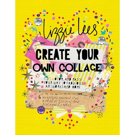 Create Your Own Collage : Cut, Color, and Paste Your Way to Fabulous Artworks and More - Color Cut And Paste Halloween
