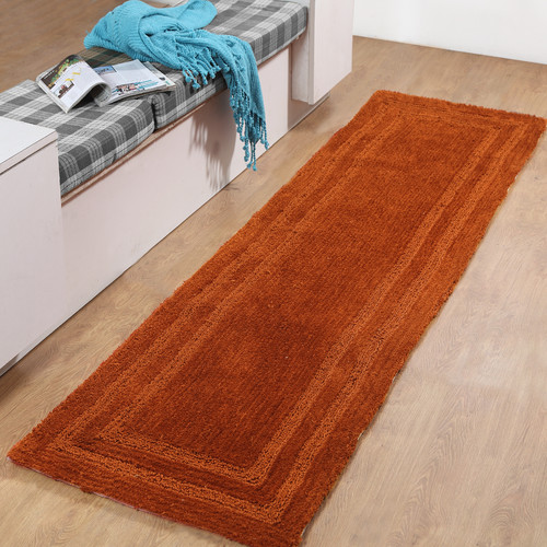 Affinity Linens Florida Rust Area Rug