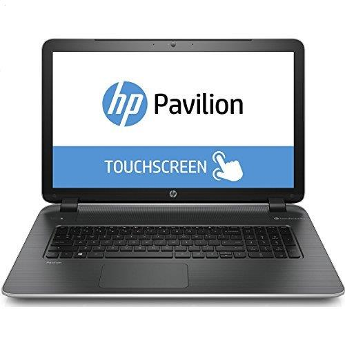 "Refurbished HP Pavilion 17-F023CL Notebook PC - AMD Quad-Core A10-5745M 2.10GHz, 8GB DDR3 Memory, 1TB HDD, 17.3"" Touchscreen, DVDRW,"