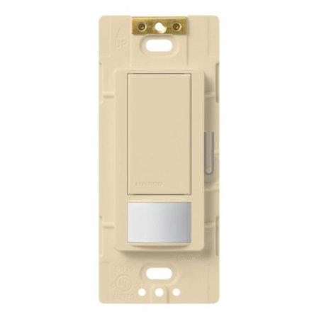 MS-OPS5MH-IV Maestro Single Pole Large Room & Fan Occupancy Sensor Switch  (Maestro 300w Single Pole)