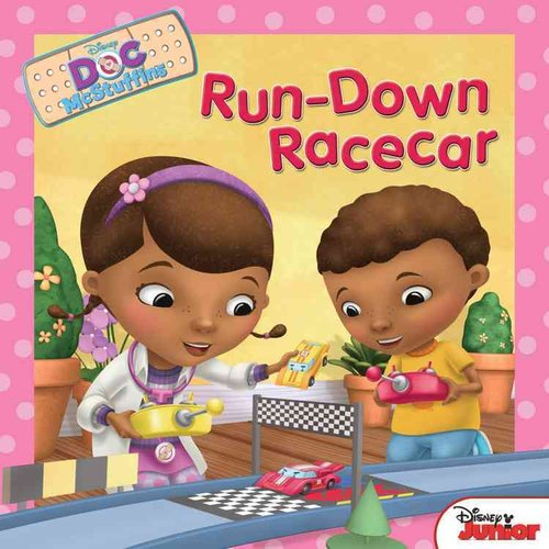 Run Down Race Car