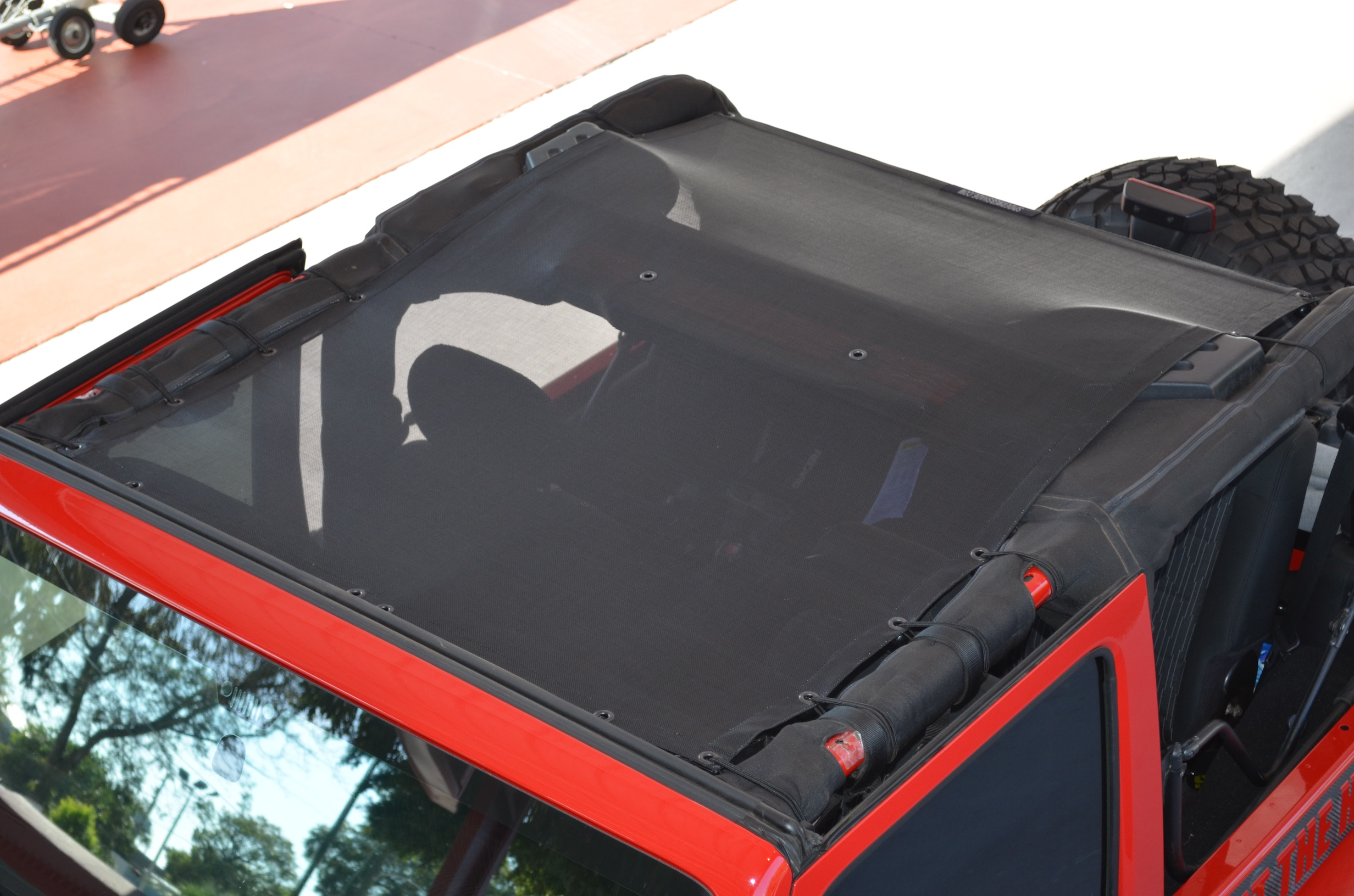 Spiderwebshade Jeep Wrangler Mesh Shade Top Sunshade Uv Protection Pyle Plam40 4gauge Amplifier Installation Kit Walmartcom Accessory Usa Made With 5 Year Warranty For Your Jk 2 Door 2007 2017