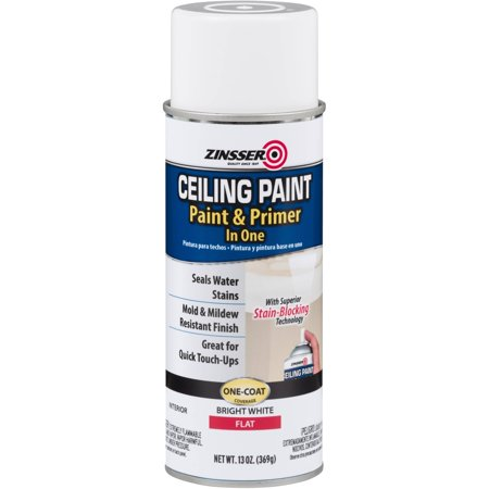 Zinsser Ceiling Paint And Primer In One