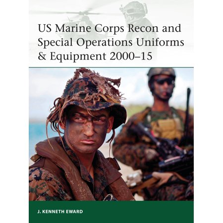 US Marine Corps Recon and Special Operations Uniforms & Equipment - Recon Operation