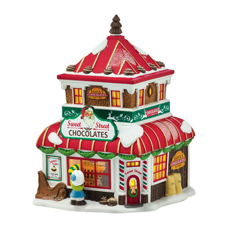 Christmas Carols North Pole - Dept 56 North Pole Village 4054967 North Pole Christmas Sweets