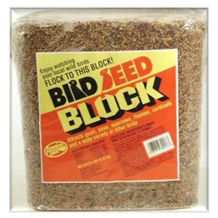 Arizona's Best 21 LB Wild Bird Seed Block Only