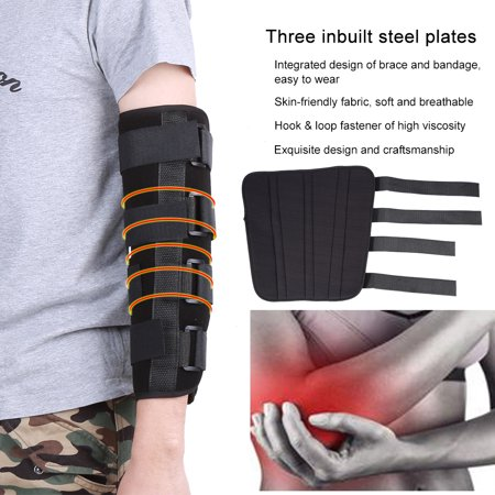 Arm Joint (Breathable Winter Style Upper Limb Elbow Joint Correcting Brace Arm Splint Support , Upper Limb Support,Arm Splint )
