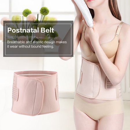 Postpartum Support ,Women Postnatal Bandage Maternity Postpartum Belt Waist Belly Recovery Band Waist Belt Shapewear Belly