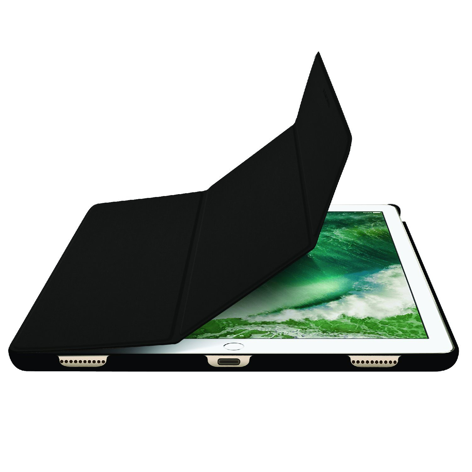 "Protective case and stand for 10.5"" iPad Pro - Black"