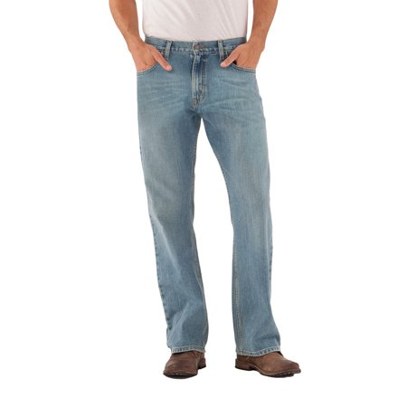 8084626185d Signature by Levi Strauss   Co. Men s Boot Cut Fit Jeans - Walmart.com