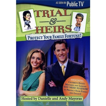 Trial   Heirs  Protect Your Family Fortune  Alternate Upc