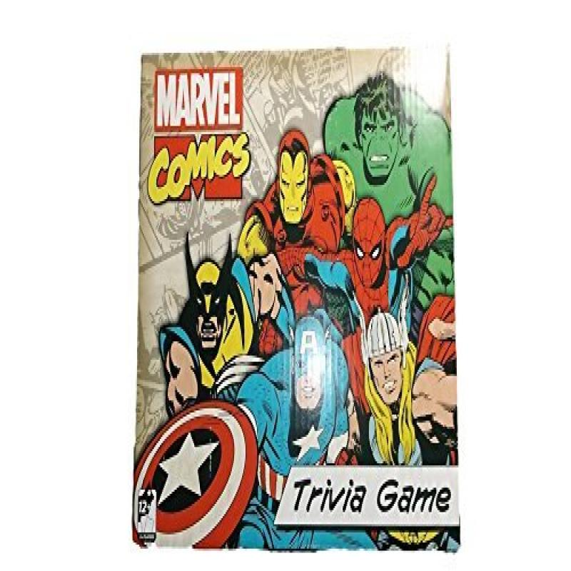 Marvel Comics Trivia Game by