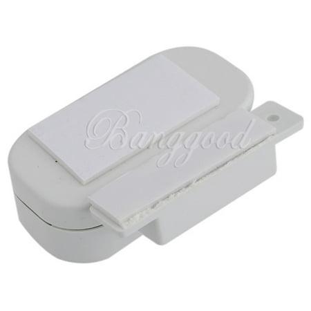 10 Pack Wireless Home Door Window Entry Burglar Security Alarm Magnetic Sensor - image 4 de 6