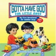 Best Devotionals For Men - Gotta Have God for Little Ones : My Review