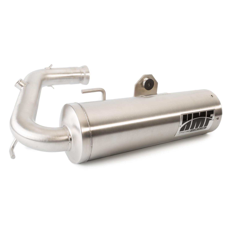 HMF PERFORMANCE TITAN QS Series Slip-on Exhaust Yamaha - Stainless steel Brushed  #084696