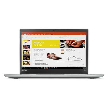 Lenovo ThinkPad T470s Touch Windows 7 Pro LTE 4G Laptop - Intel Core i7-7600U, 12GB RAM, 180GB SSD, 14