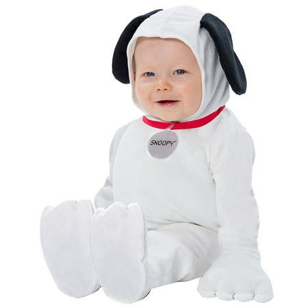 Snoopy Infant Costume](Snoopy Costume Pattern)