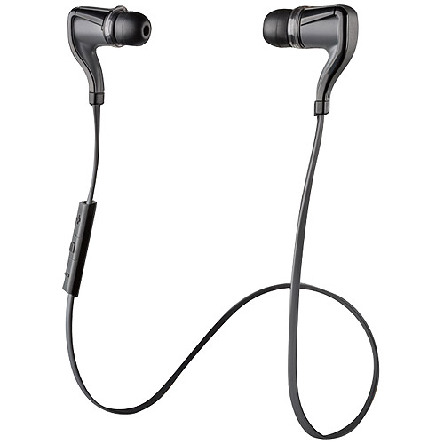 Refurbished Plantronics 88600 60 Backbeat Go 2 Wireless Hi Fi Earbud Headphones Walmart Com Walmart Com