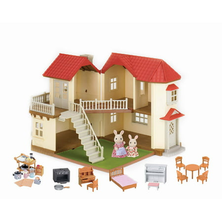 Calico Critters Luxury Townhome Gift Set