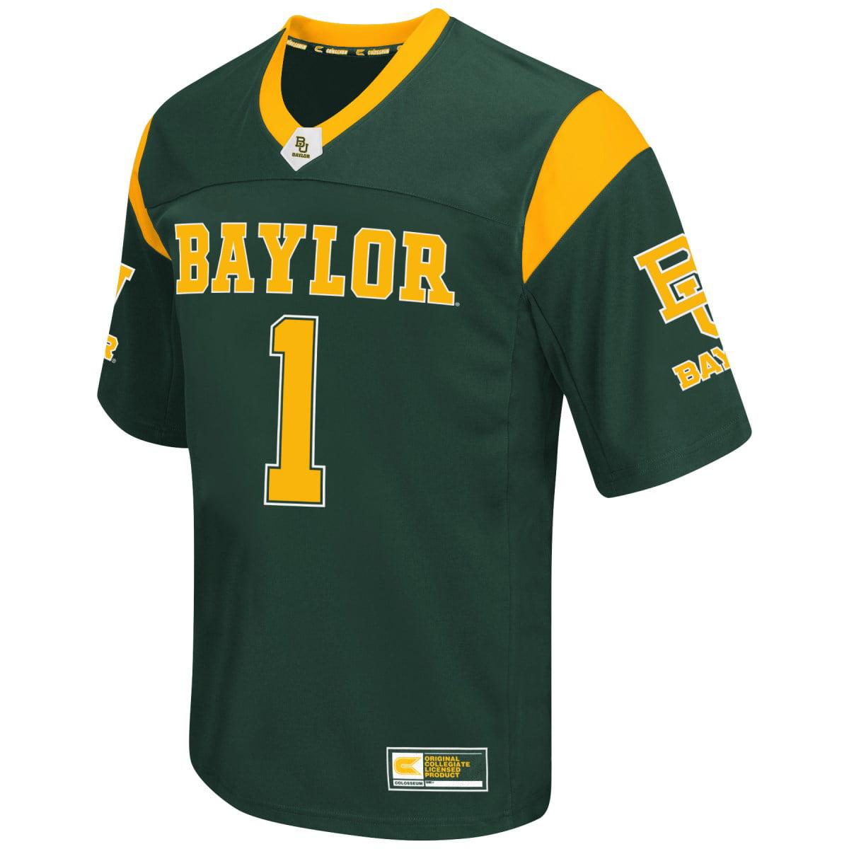 """Baylor Bears NCAA """"Hail Mary"""" Men's Football Jersey"""