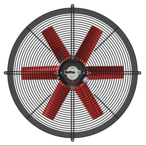 MULTIFAN FXCIRC20-3230BB Air Circulator,230V,1570 rpm,20 in. G2481617