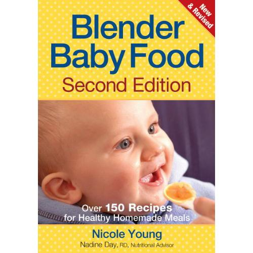 Blender Baby Food Cookbook
