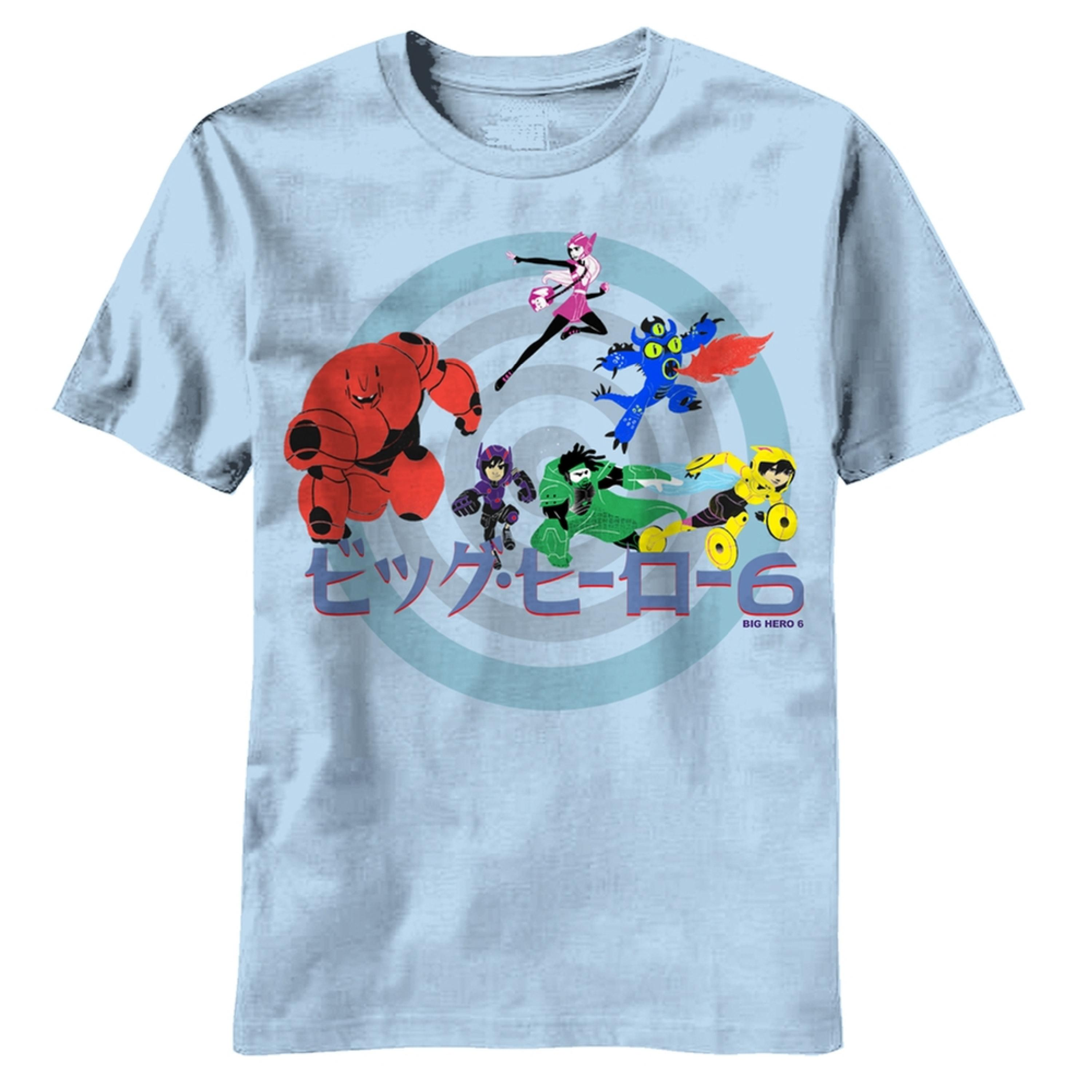 Big Hero 6 - Primo Youth T-Shirt