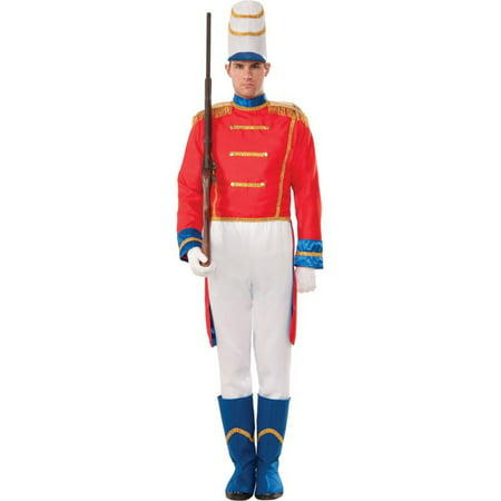 Adult Toy Soldier Costume (Woman Soldier Costume)