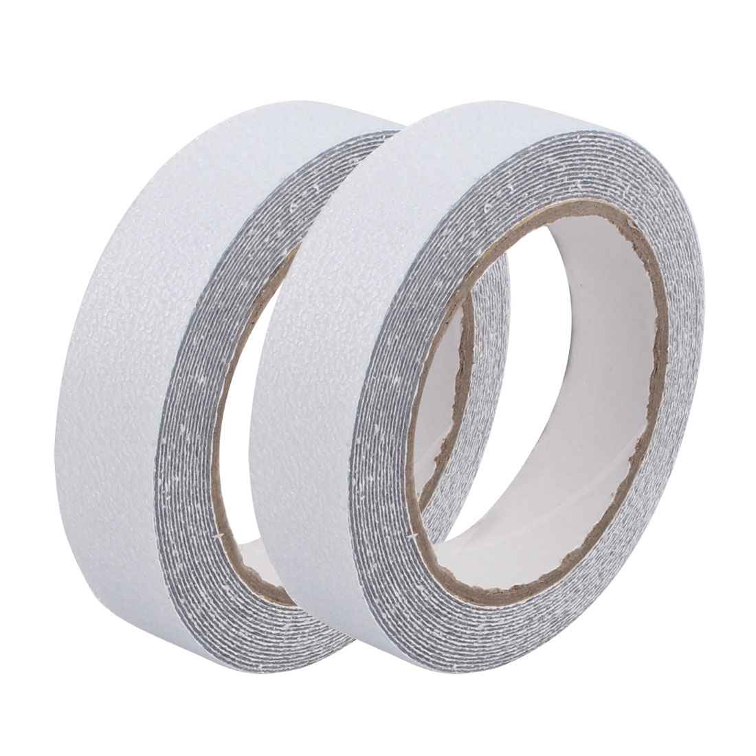 2Pcs White Non-Slip Grip Tape Safety High Traction Indoor Outdoor 2.5mmx5m
