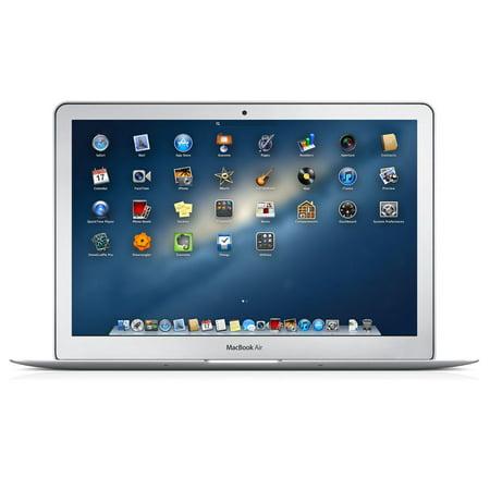 Apple A Grade MacBook Air 11.6 1.7GHz Intel Dual Core i5 Unibody (Mid 2012) MD223LL/A 128GB HD 4 GB Memory 1366 x 768 Display Mac OS X v10.12 Sierra Power Adapter